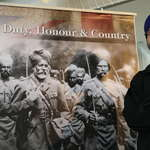 Sikhs of World War - click to enlarge